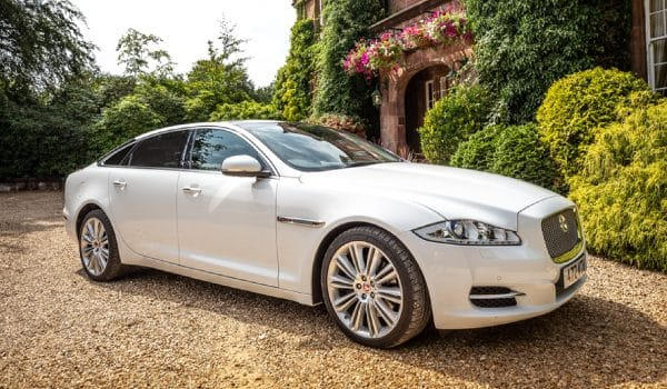 Red Carpet Cars | Luxury Wedding Cars | Jaguar