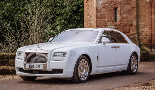 Red Carpet Cars | Luxury Wedding Cars | Rolls Royce