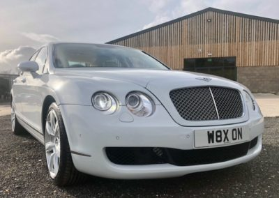 Red Carpet Cars | Luxury Wedding Cars | Flying Spur